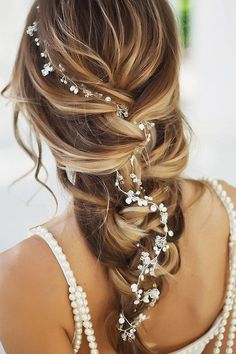 Hottest Bridesmaids Hairstyles For Short And Long Hair ❤ See more: http://www.weddingforward.com/hottest-bridesmaids-hairstyles-ideas/ #weddingforward #bride #bridal #wedding