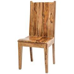 Scaun din  lemn masiv de sheesham