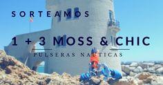Inauguramos Tienda Online y página de fans en FACEBOOK. Participa HOY en nuestro primer SORTEO de INAUGURACIÓN.  Tripulación, participar es bien fácil en este nuestro primer SORTEO y así poder conseguir tanto para tí como para 3 de tus amig@s uno de nuestros modelos de pulseras náuticas Moss & Chic.