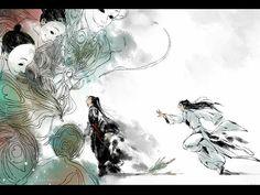 Mo Dao Zu Shi Wei Ying x Lan Wangji Chinese Fairy Tales, Manga, Anime Fanfiction, Dynasty Warriors, Demon King, Fantasy Male, Webtoon, Cool Art, Anime Art