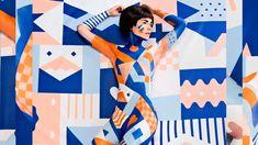 """Du Bodypainting pour faire les """"covers"""" d'un projet spécial de couleurs pantone ? Nous avons retrouvé cette illustratrice, car il faut l'avouer, c'est un travail d'une extrême richesse...Visuellement beau et attrayant...  A visionner sur notre blog digital : http://www.vizions.fr/pantone-body-painting-designs-une-collaboration-graphique/  #pantone #illustration #bodypainting #design #designer #graphisme #graphiste #blog #article #web #communication #vizions"""