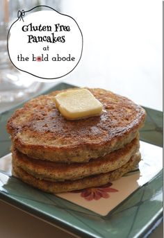 Gluten Free Pancakes Make Me Go Yum… - The Bold Abode