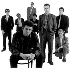 The Pogues, my favorite Celtic (80's) punk band.