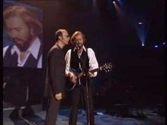 Bee Gees - How Can You Mend A Broken Heart (live, 1997)