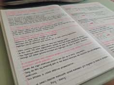 Is it best to handwrite revision notes or to type them up?