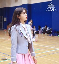Image about kpop in Jeon Somi 😇👑🎤 by luzy on We Heart It School Uniform Outfits, School Girl Outfit, Cute Girl Pic, Cute Girls, Girl Day, My Girl, South Korean Girls, Korean Girl Groups, K Pop