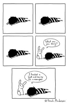 Comics Every Introvert Will Understand Emotional Pinterest - Hilarious comics that every introvert will understand