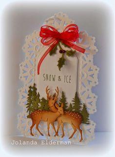 Jolanda's Crea-Blogg: Snow & Ice