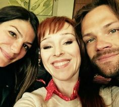 Gen, Ruth e Jared