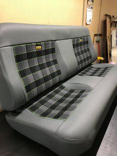 Car Interior Upholstery, Automotive Upholstery, Upholstery Trim, Furniture Upholstery, Jeep Wagoneer, Custom Car Interior, Truck Interior, Custom Trucks, Custom Cars