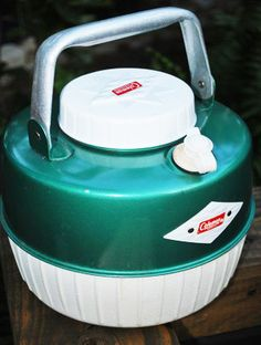Coleman Water Cooler...we had one of these