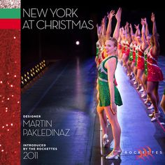 "Our sparkly, festive colors of #Christmas dresses does nothing but dazzle and delight. Click to learn some fun facts about our ""New York at Christmas"" costume!"