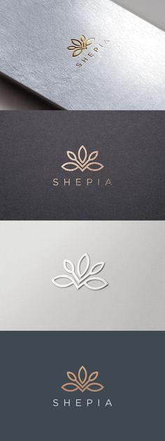 Feminine Logo Feminine Logo Source by mikemini logo - Jewelry Spa Logo, Jewelry Logo, Beaded Jewelry, Jewellery Logo Design, Logo Intelligent, Beste Logos, Logo Branding, Branding Design, Inspiration Logo Design