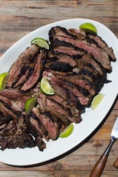 Grilled Cumin Lamb With Spicy Onions Recipe - NYT Cooking Marinade is yogurt based. Onion Recipes, Lamb Recipes, Cooking Recipes, Cumin Lamb, Lamb Dishes, Skirt Steak, Barbecue Recipes, Spicy, Gourmet