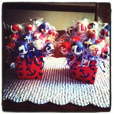 Nautical Cake Pops! Amy's Cake Pop Shop! Amyscakepopshop.blogspot.com