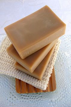 Handmade Beer Soap Cold Process Organic Soap