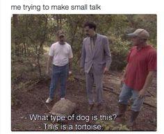Actually, speaking aloud in general:
