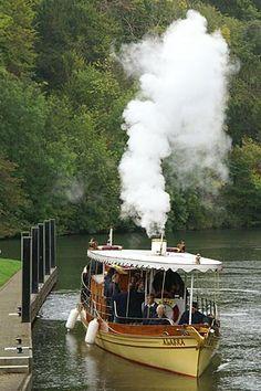 """""""Alaska"""" Steam Boat"""