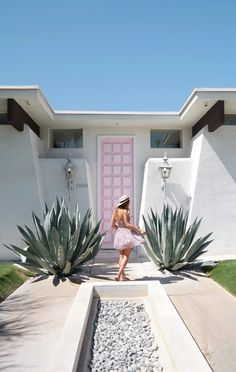 Palm Springs | That Pink Door | dsmomentsblog.com