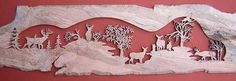 deer puzzles for scroll saw   Scrollsaw Art by Terry Foltz » Wildlife