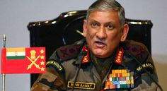 """Srinagar: Indian Army Chief of Staff Bipin Rawat, on Sunday, defended the """"human shield"""" incident in Kashmir and said the unrest in the state needs a composite solution. """"I would have been happy if the protesters were firing weapons at the armed forces instead of throwing..."""