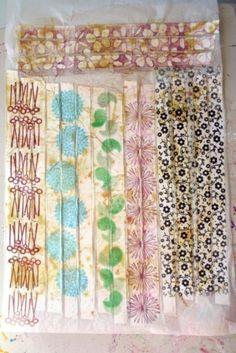 More DIY Washi Tape by leslie