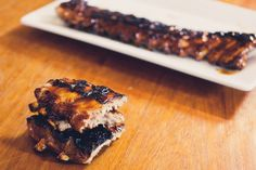 Sticky Sweet Ribs — SAM THE COOKING GUY