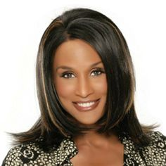 BEVERLY JOHNSON Lace Front Synthetic Wig - Pearl - Color#1B/27 - Off Black/Blond by Beverly Johnson. $49.99. InvisiLace. Look Good. Synthetic Wig. Extended Lace. Lace Front Wig. *Returns and Exchanges Policy  Your satisfaction is important to us! 100% Exchange/Returns on purchases made within two weeks.   The following must be met: If you are not completely satisfied with your purchase, you may return an eligible item for an exchange or refund* within two weeks of...