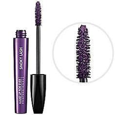 MAKE UP FOR EVER - Smoky Lash in 6 - plum  #sephora