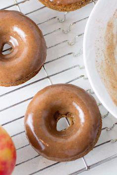 Gluten Free, Vegan Apple Cider Donuts   Purely Fall