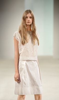 Marc O´Polo Collection Presentation Spring/Summer 2015 Marc O Polo, Ss 15, Spring Summer 2015, Presentation, White Dress, Fire, My Style, Collection, Dresses