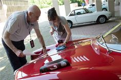 3 July 2014 - Thursday, Cuervo y Sobrinos Cup Live. Opening in Milan. Rally, Thursday, Milan, Classic Cars, Live, Raven, Vintage Classic Cars, Classic Trucks
