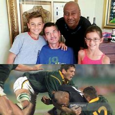 Former Springbok star Joost van der Westhuizen has paid a tearful tribute to Jonah Lomu. All Blacks legend Lomu passed away suddenly on Wednesday after battling kidney disease.  Van der Westhuizen, who himself has been battling Motor Neuron Disease since 2011, wrote on his Twitter page on Wednesday: Difficult to write with eyes full of tears on my eye tracker. Thank you for EVERYTHING Jonah. RIP my dear friend! Jonah Lomu, International Rugby, Motor Neuron, Feb 2017, All Blacks, Kidney Disease, My Dear Friend, African History, Passed Away