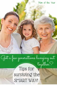Managing multigenerational needs can be stressful. Here are tips and advice for doing it with ease and grace. The sandwich generation has a tough calling--but it can be done!