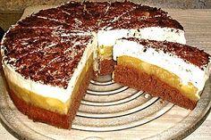 Lebkuchen - Apfel Torte, ein sehr schönes Rezept aus der Kategorie Torten. Bewertungen: 27. Durchschnitt: Ø 3,8.
