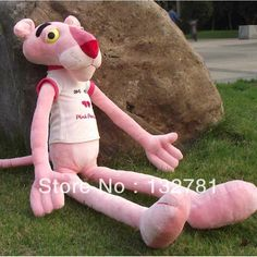 NICI-Love-Clothing-Pink-panther-Plush-Toy-75cm-Baby-Gift-Kids-Plush-Toy-Wholesale-with-Free.jpg (715×718)