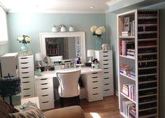 Custom Bedroom Vanity Dresser | The Best Wood Furniture, dresser, dresser decor, dresser diy, wood dresser, wood dressers, wooden dressers, wooden dresser diy, dressers diy, dressers for bedroom