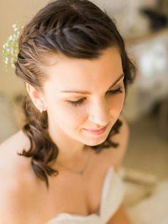 Lovely Bride ,Hair and makeup www.beautyandstageworks.com Algarve wedding makeup