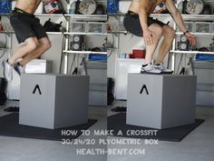 How To Make a CrossFit 30/24/20 Plyometric Box  (might need your expertise, @Mike Earl)