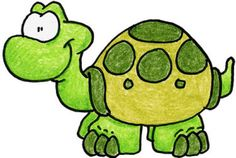 Flashup Kinds Of Turtles, Cute Turtles, Tortoise Turtle, School Clipart, Turtle Love, Creative Pictures, Imagines, Stone Art, Cute Cards