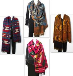 Tigerstars l More Handloom 100% Wool Scarves and Shawls. Why Wear Acrylic When There's 100% Wool Warm Cuddly Colorful  Scarves & Shawls ?