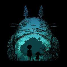 Treetoro My Neighbor Totoro Studio Ghibli