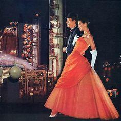 Retro Snap: 1955 Vogue
