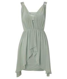 Drape Front #Prom Dress £65