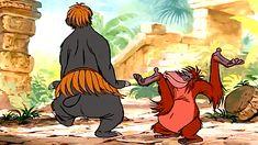 King Louie, Walt Disney Pictures, Disney Music, Disney Movies, The Jungle Book 1994, Scar Lion King, Walt Disney Animation, Peter Pan Disney, The Little Prince