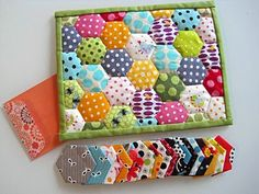 cute idea for a doll quilt