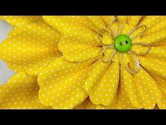 GIANT PAPER FLOWER | FLOR GIGANTE DE PAPEL | DECORAR CON FLORES | FLOWER DECORATION - YouTube