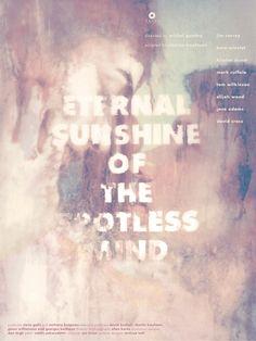 Alternate poster for Eternal Sunshine of The Spotless Mind