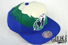 DALLAS MAVERICKS MITCHELL & NESS SPLASH SNAPBACK / Toronto Snapback Dallas Mavericks, Snapback, Toronto, Baseball Hats, Fashion, Baseball Caps, Moda, La Mode, Fasion