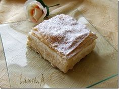 Romanian Desserts, Romanian Food, Romanian Recipes, Sweets Recipes, Cooking Recipes, Filo Pastry, Cook At Home, Brownies, Delish